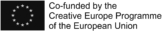 Logos Beneficaires Creative Europe Right Enblack