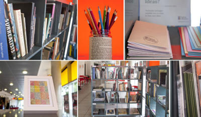PopUp Libraries at Rua Red