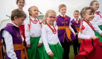 Polish Folk Dance Classes for Kids