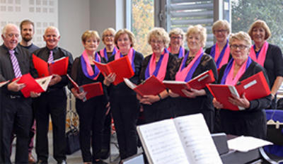 Maria Lane Cancer Support Choir