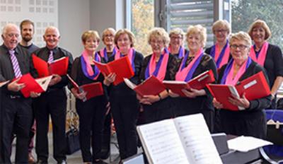 Maria Lane Cancer Support Choir