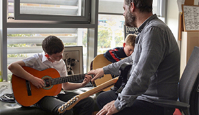 Des Carty Music School