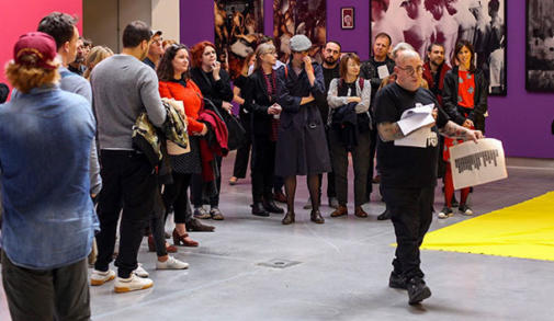 Unloved Exhibition Tours