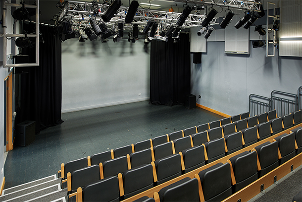 The Performance Space