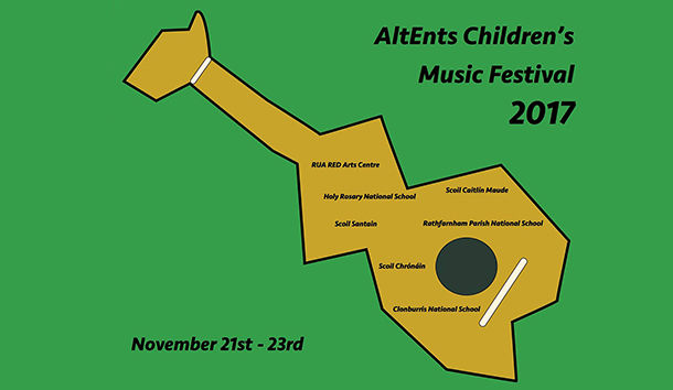 Alt Ents Children's Music Festival 2017