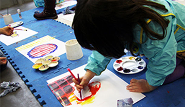 Creative Explorers (3 - 7 yrs)