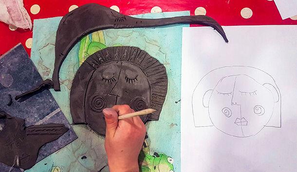 DoodleBox Art Class