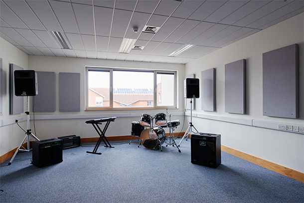 Music Room Three