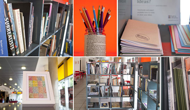 PopUp Libraries at Rua Red