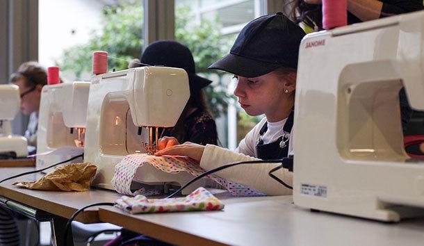 Design Sewing Summer Camp 2019