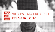 Whats On Rua Red September October